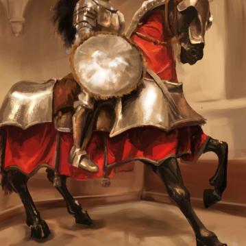 Mounted_Knight_PhotosStudy_wcZeonArt