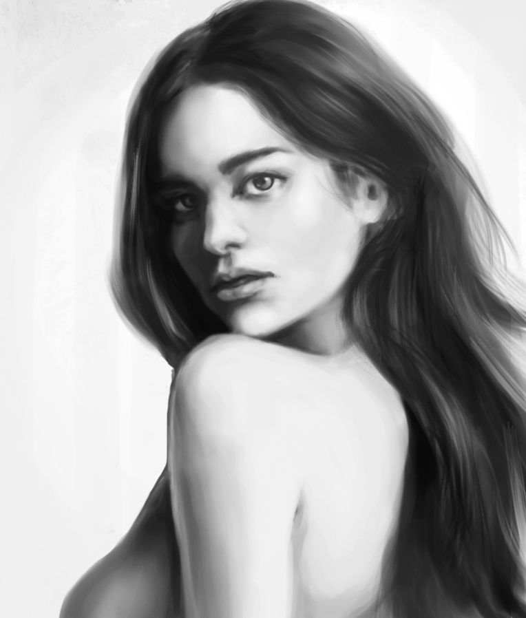 Photo Study 26 - Portrait