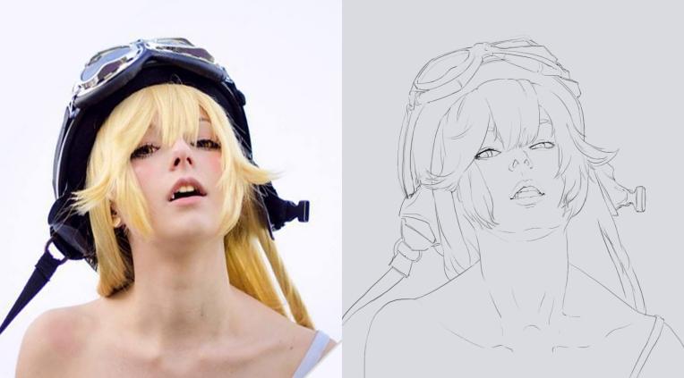Shinobu_itsuki-chan photo study_wcZeon