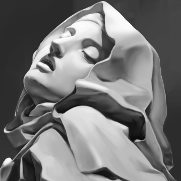 wcZeonArt_bernini sculpture study
