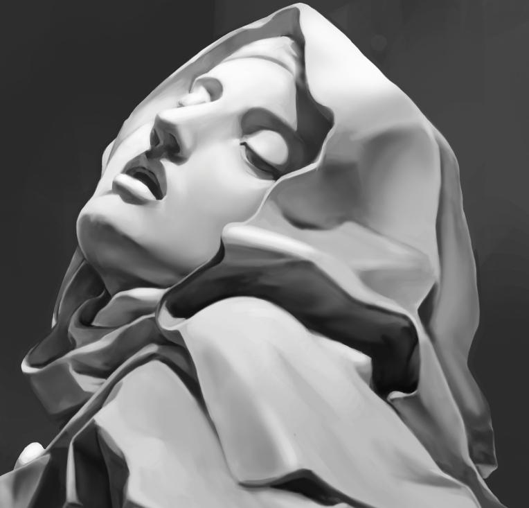 wcZeonArt_bernini sculpture study